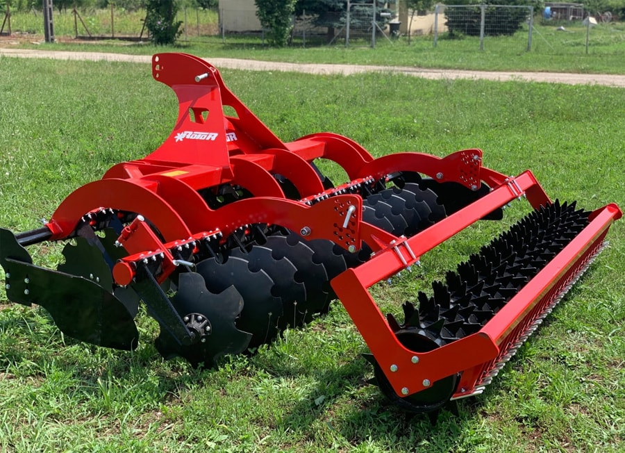terraking utilaje agricole disc