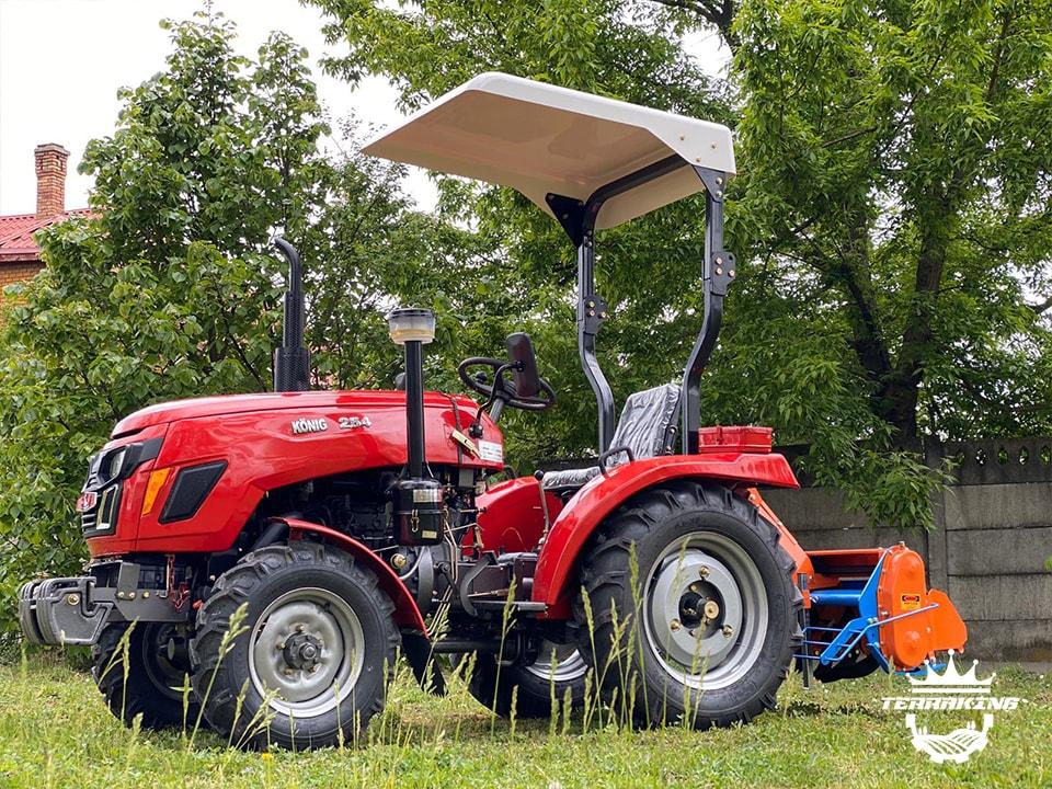 terra king utilaje agricole salonta TRACTOR (7)
