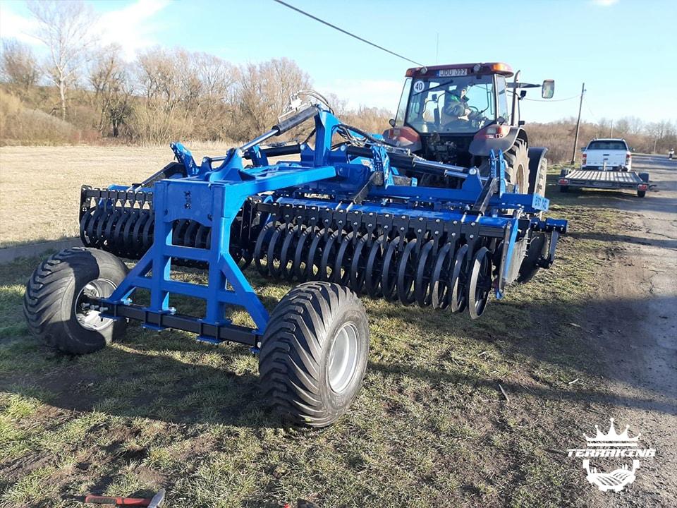 utilaje agricole salonta terra king Disc greu Euro-Masz