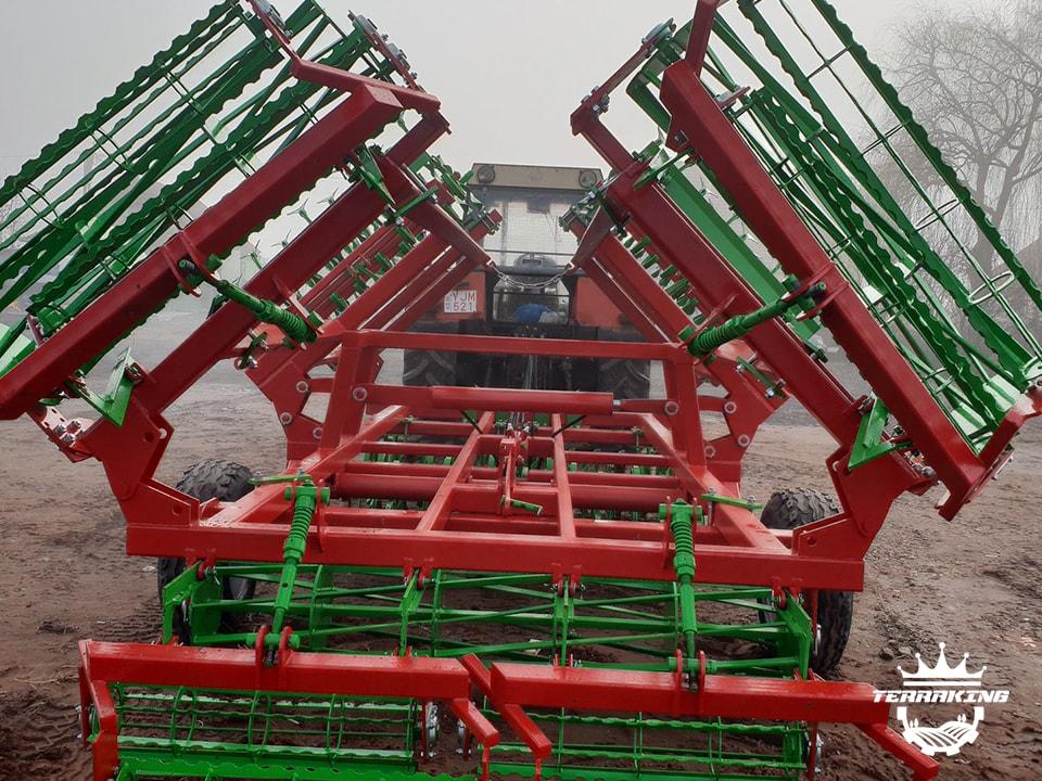 utilaje agricole terra king salonta Combinator TERRACOMBI 2