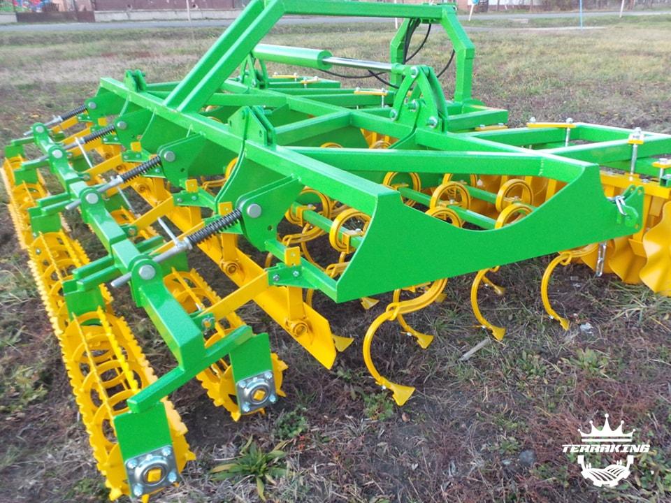 utilaje agricole terra king salonta Combinator cu disc GENERATION 2